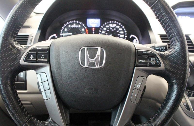 2015 Honda Odyssey Touring in Regina, Saskatchewan - 6 - w1024h768px