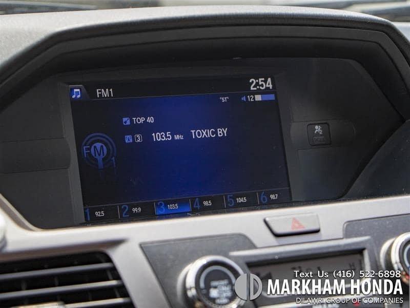 2015 Honda Odyssey LX in Markham, Ontario - 17 - w1024h768px