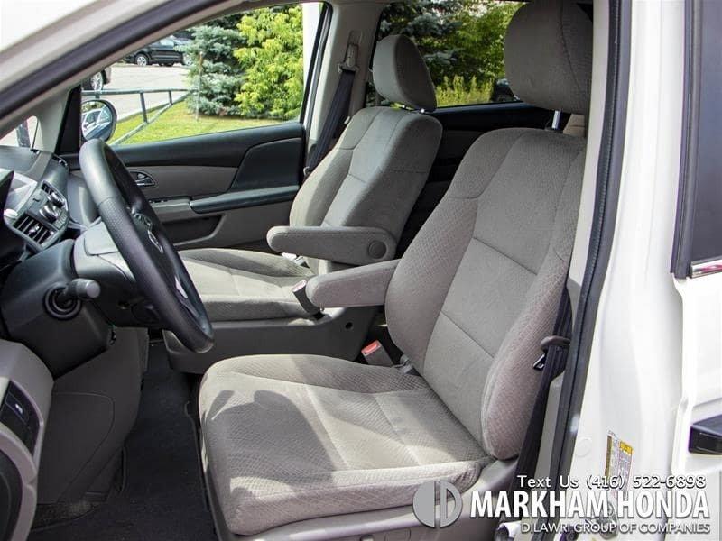 2015 Honda Odyssey LX in Markham, Ontario - 8 - w1024h768px