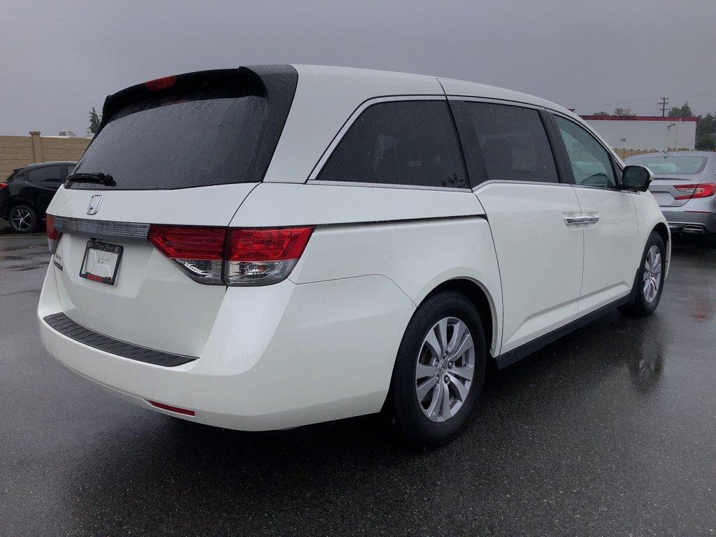 White Rock Honda | 2015 Honda Odyssey EX | #BY6338