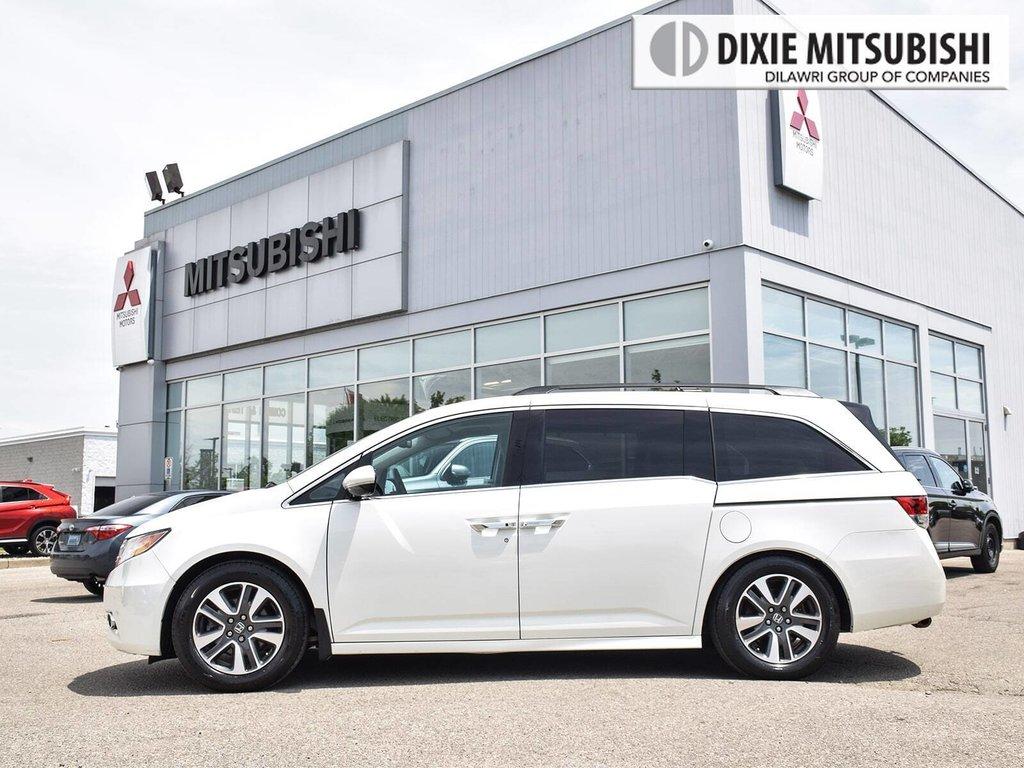 2016 Honda Odyssey Touring in Mississauga, Ontario - 3 - w1024h768px