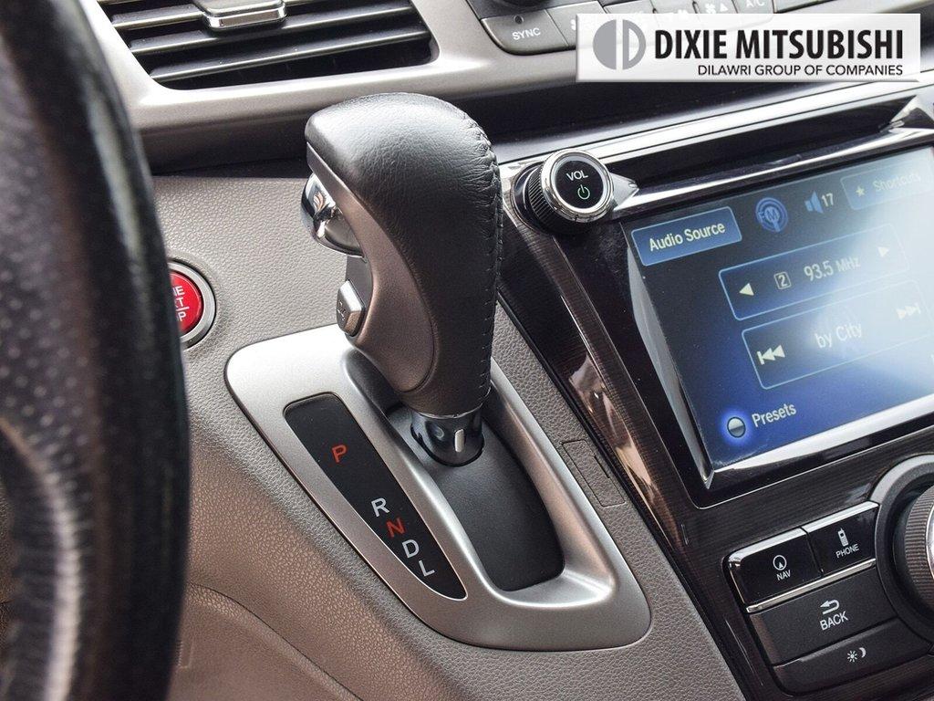 2016 Honda Odyssey Touring in Mississauga, Ontario - 16 - w1024h768px