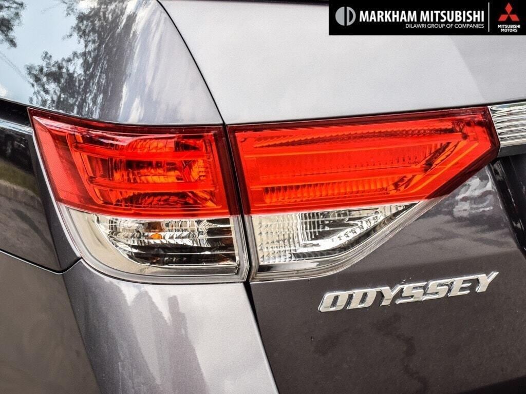 2016 Honda Odyssey EX in Markham, Ontario - 6 - w1024h768px