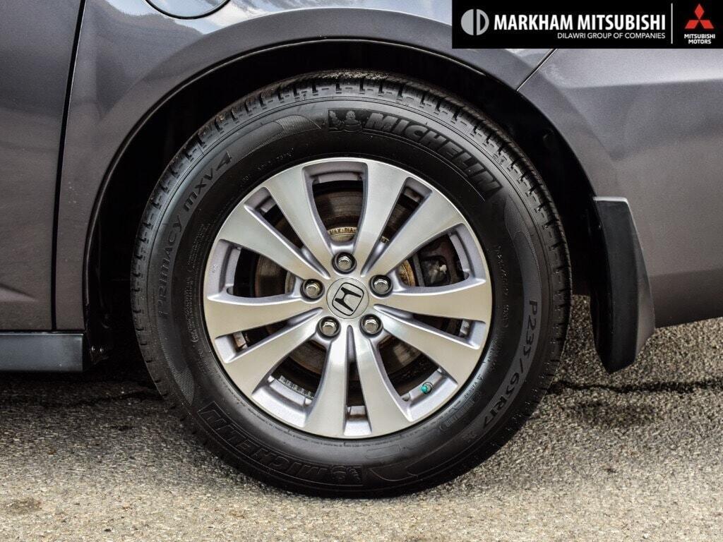 2016 Honda Odyssey EX in Markham, Ontario - 8 - w1024h768px