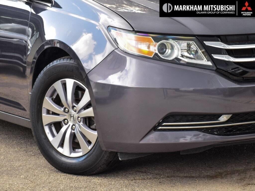 2016 Honda Odyssey EX in Markham, Ontario - 7 - w1024h768px