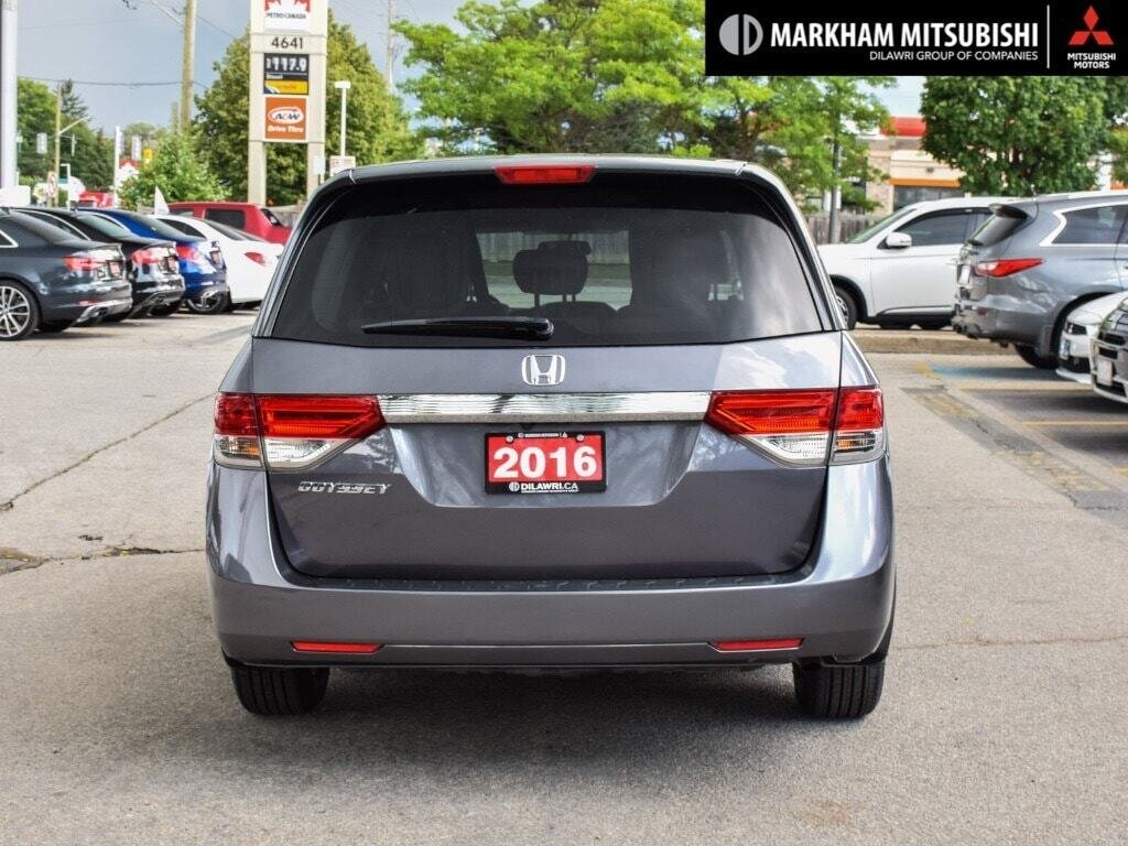 2016 Honda Odyssey EX in Markham, Ontario - 5 - w1024h768px