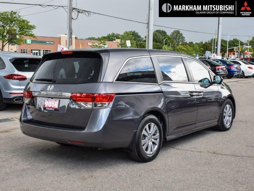 2016 Honda Odyssey EX in Markham, Ontario - 4 - w1024h768px