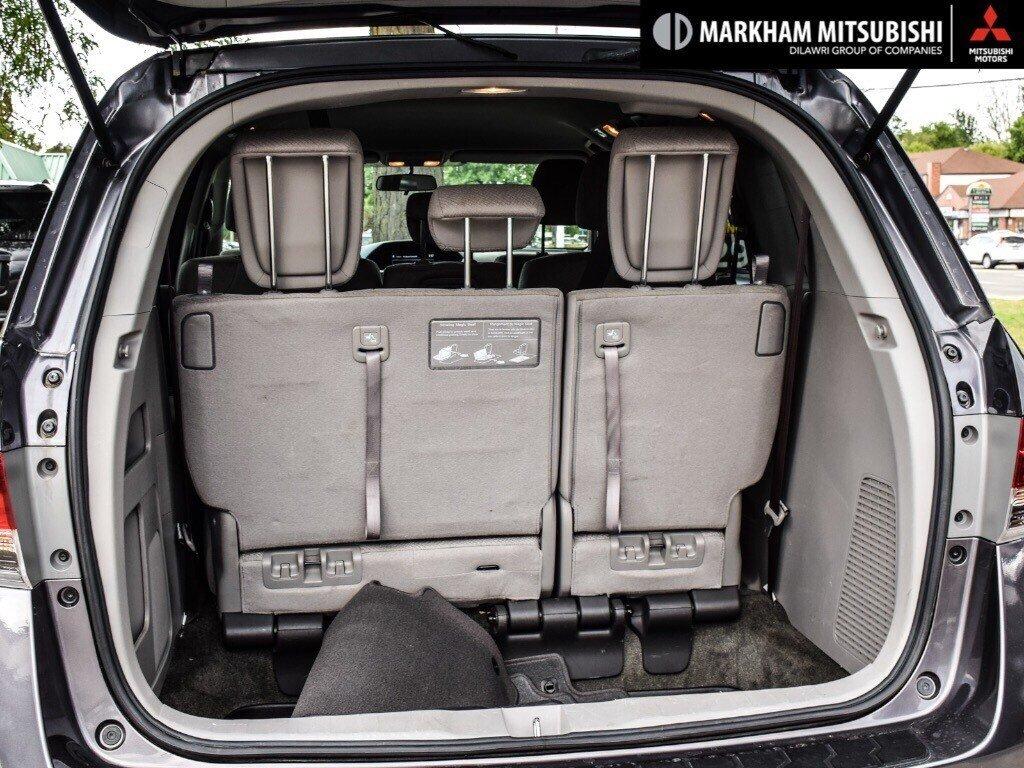 2016 Honda Odyssey EX in Markham, Ontario - 25 - w1024h768px