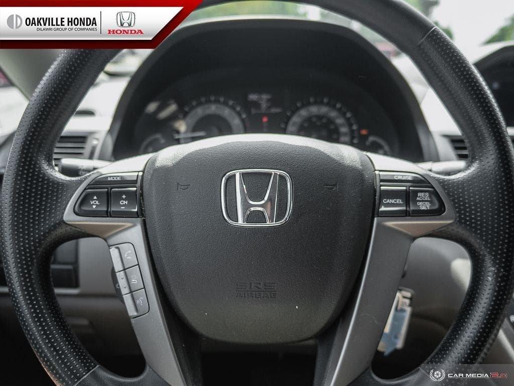 2016 Honda Odyssey LX in Oakville, Ontario - 12 - w1024h768px
