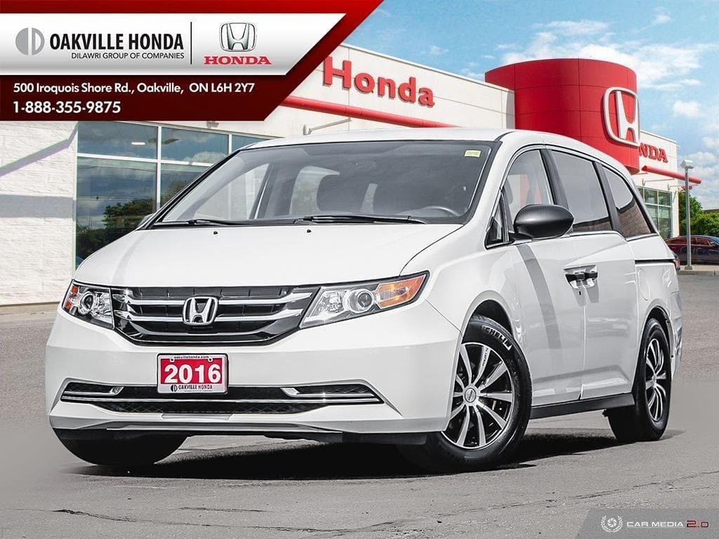 2016 Honda Odyssey LX in Oakville, Ontario - 1 - w1024h768px