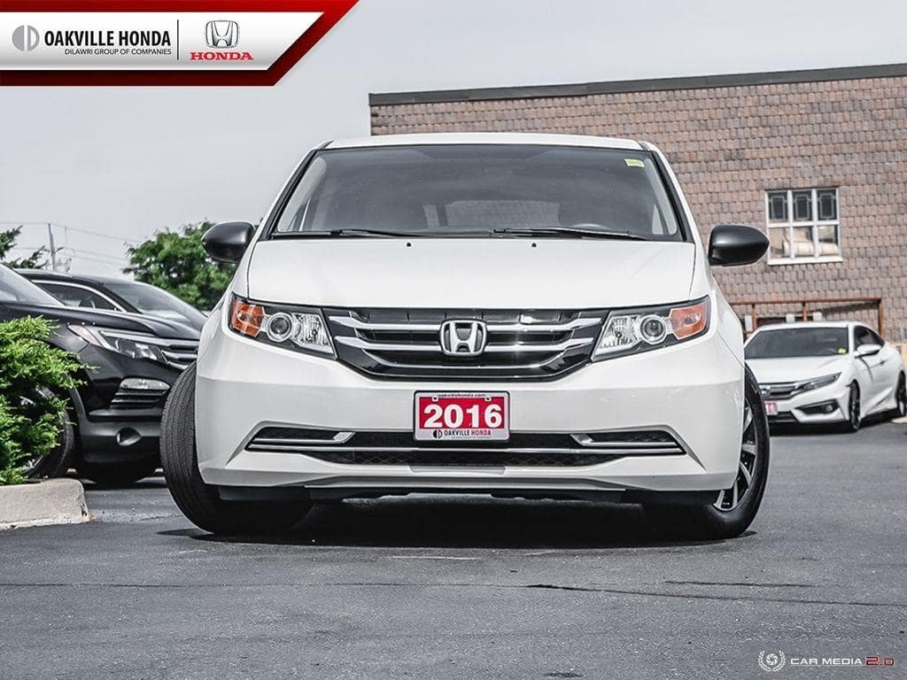 2016 Honda Odyssey LX in Oakville, Ontario - 2 - w1024h768px