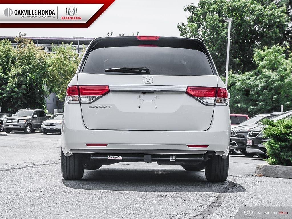 2016 Honda Odyssey LX in Oakville, Ontario - 5 - w1024h768px