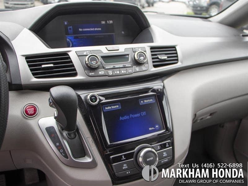 2016 Honda Odyssey EX in Markham, Ontario - 15 - w1024h768px
