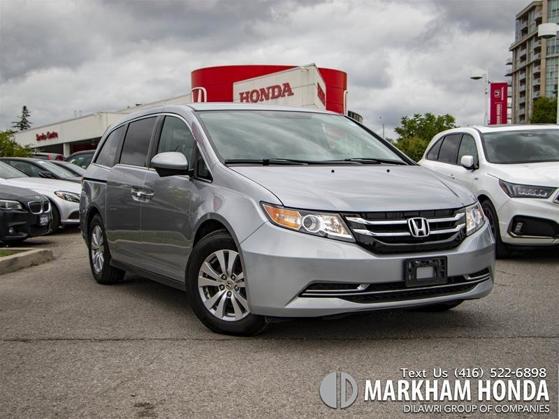2016 Honda Odyssey EX in Markham, Ontario - 1 - w1024h768px