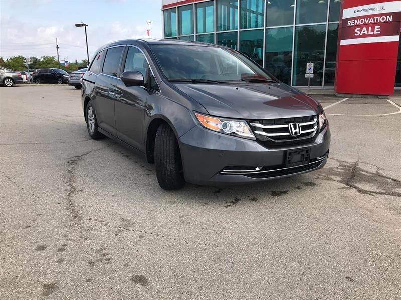 2016 Honda Odyssey EX-L Res in Mississauga, Ontario - 3 - w1024h768px