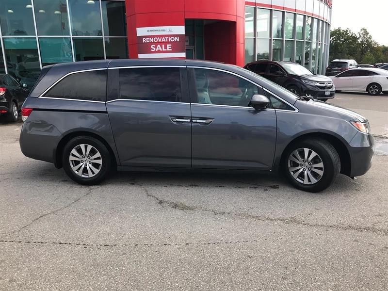 2016 Honda Odyssey EX-L Res in Mississauga, Ontario - 5 - w1024h768px