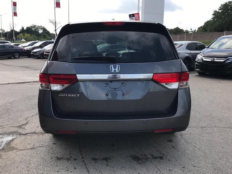 2016 Honda Odyssey EX-L Res in Mississauga, Ontario - 7 - w1024h768px