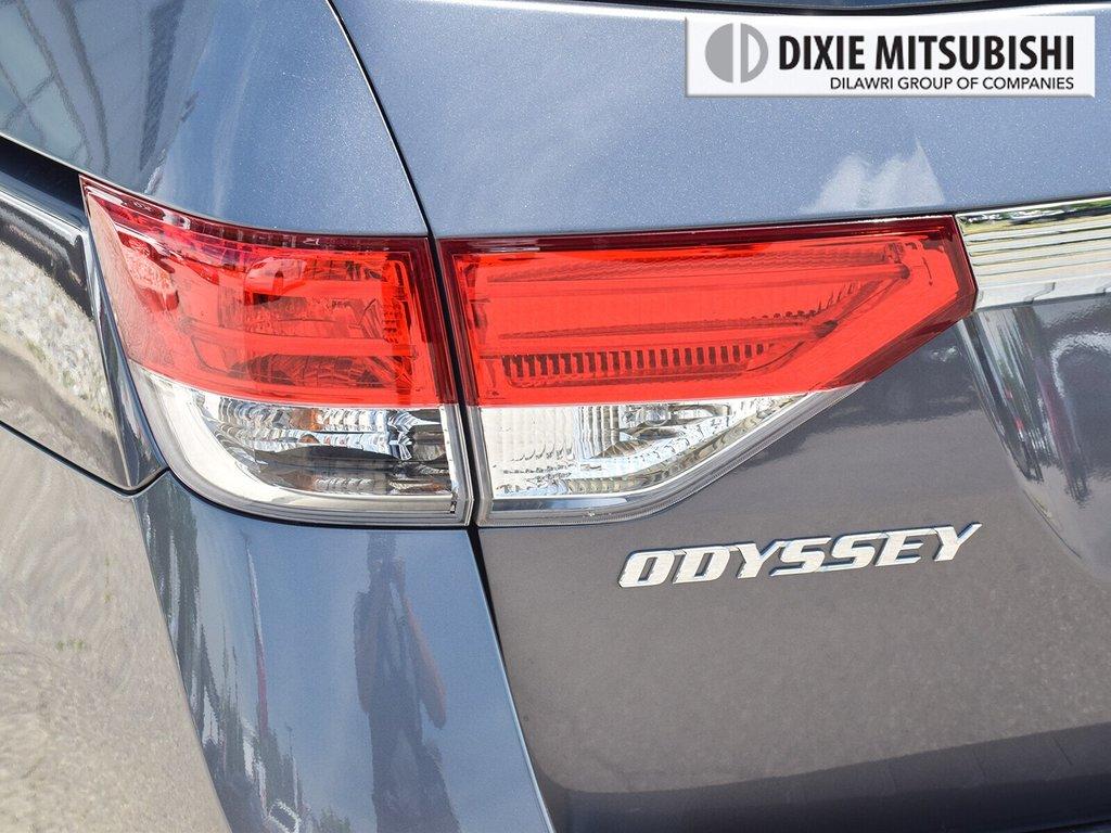 2017 Honda Odyssey EX in Mississauga, Ontario - 7 - w1024h768px