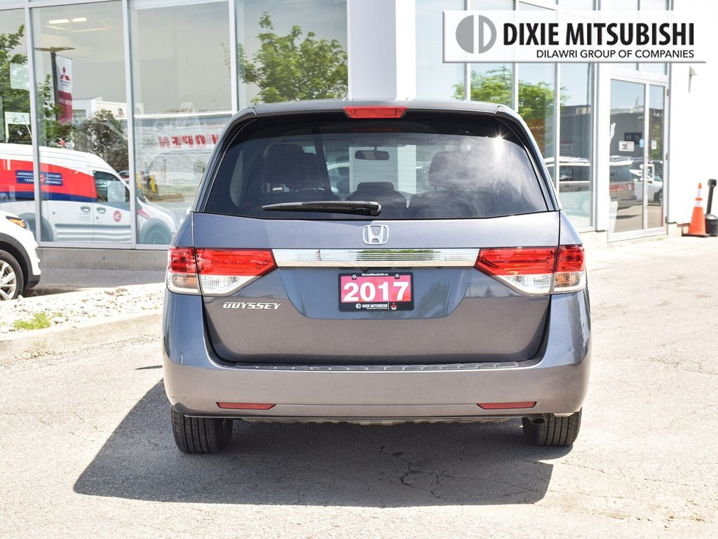 2017 Honda Odyssey EX in Mississauga, Ontario - 4 - w1024h768px