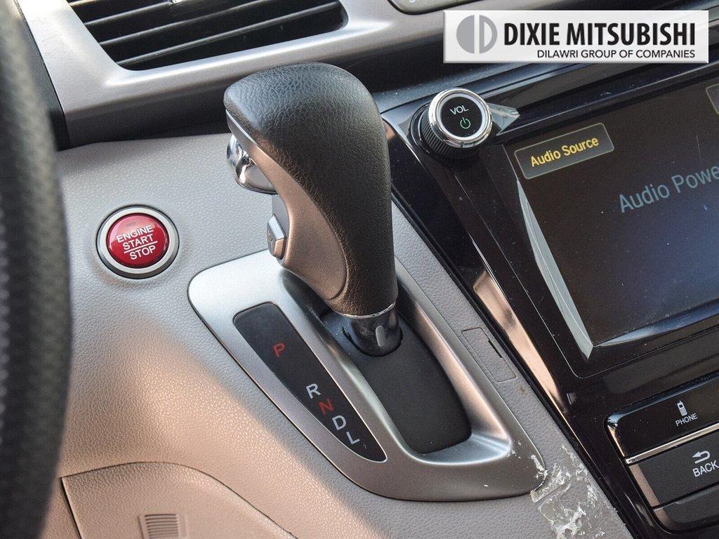 2017 Honda Odyssey EX in Mississauga, Ontario - 16 - w1024h768px
