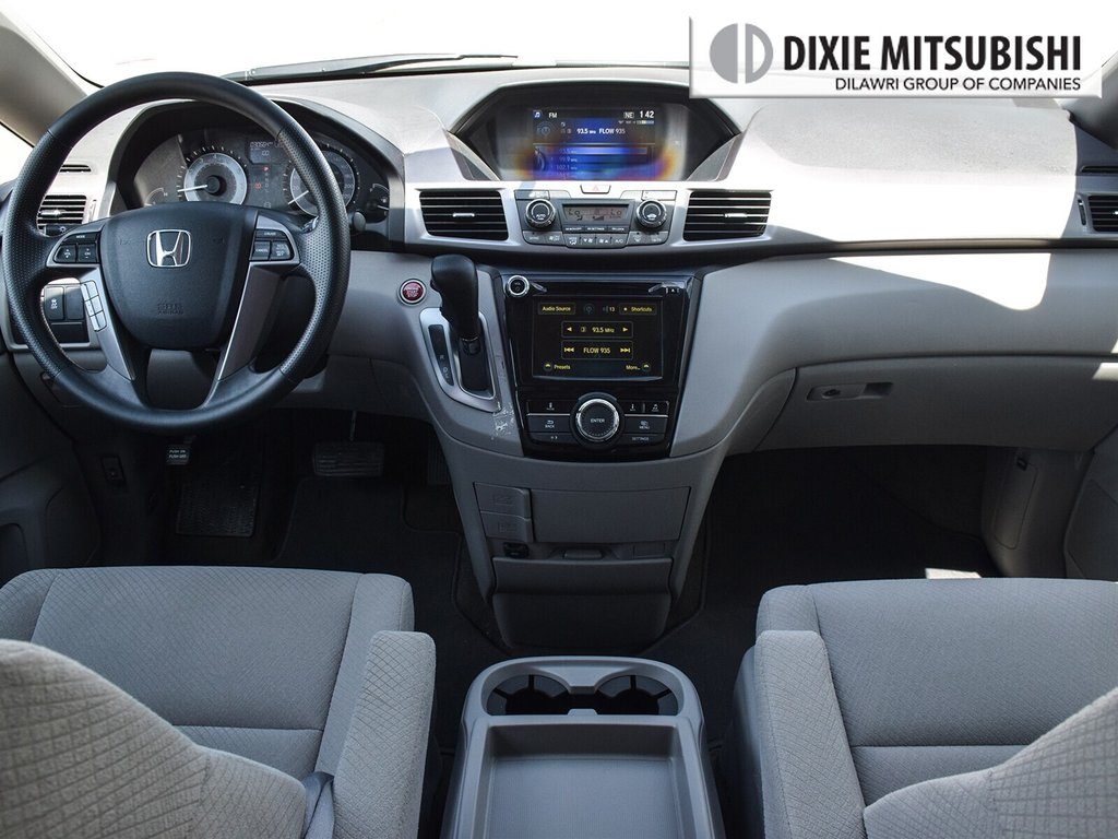 2017 Honda Odyssey EX in Mississauga, Ontario - 11 - w1024h768px