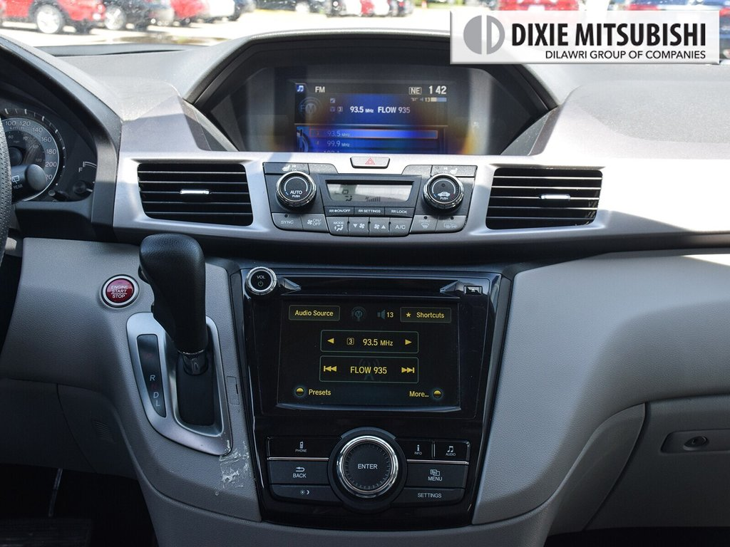 2017 Honda Odyssey EX in Mississauga, Ontario - 17 - w1024h768px