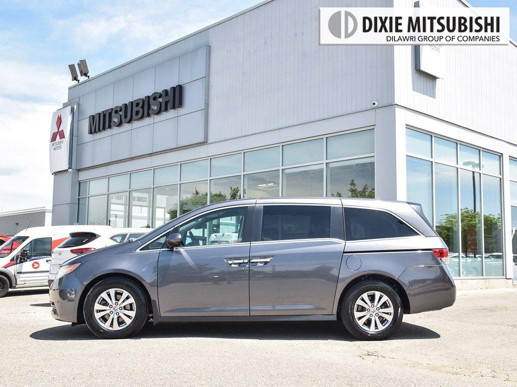 2017 Honda Odyssey EX in Mississauga, Ontario - 3 - w1024h768px
