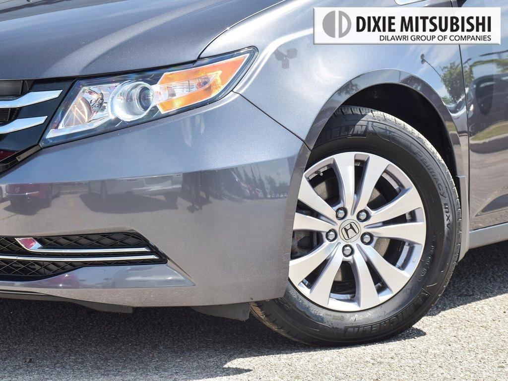 2017 Honda Odyssey EX in Mississauga, Ontario - 6 - w1024h768px