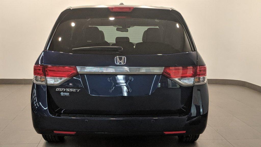 2017 Honda Odyssey EXL Navi in Regina, Saskatchewan - 21 - w1024h768px