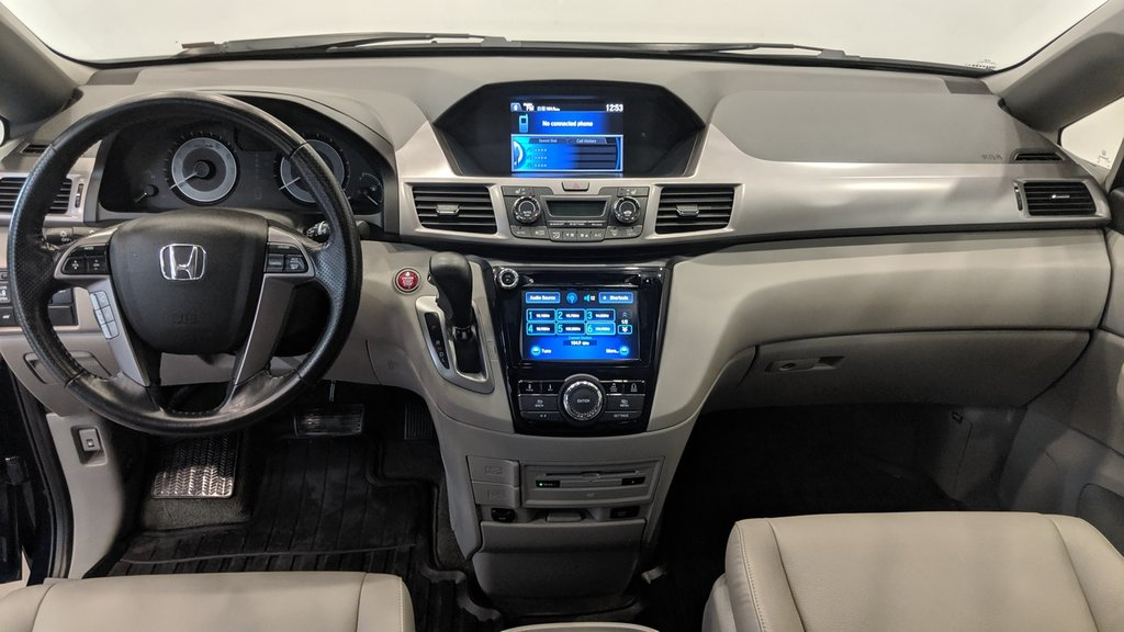2017 Honda Odyssey EXL Navi in Regina, Saskatchewan - 15 - w1024h768px