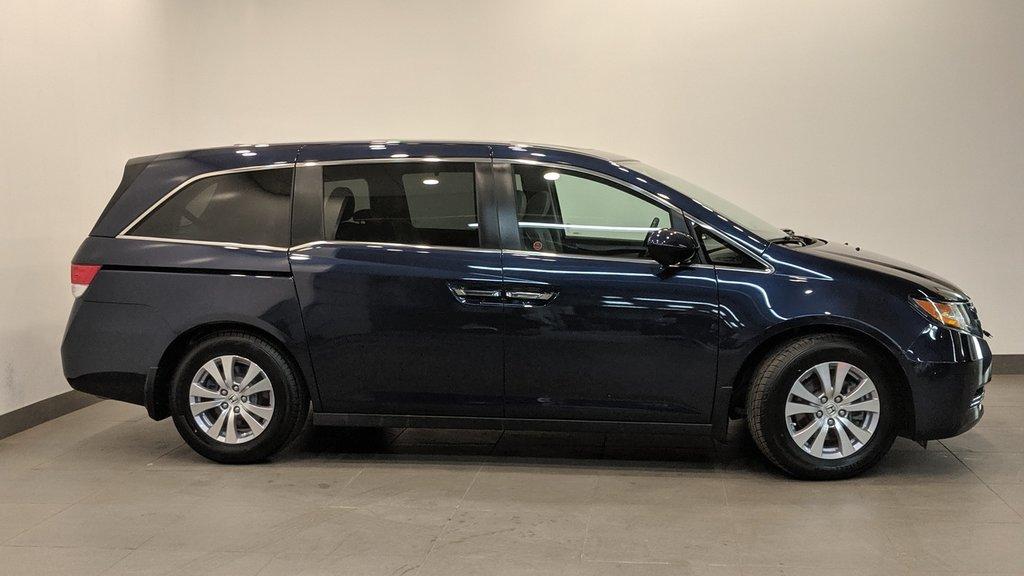 2017 Honda Odyssey EXL Navi in Regina, Saskatchewan - 24 - w1024h768px