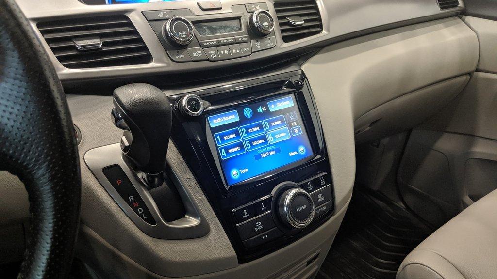 2017 Honda Odyssey EXL Navi in Regina, Saskatchewan - 4 - w1024h768px