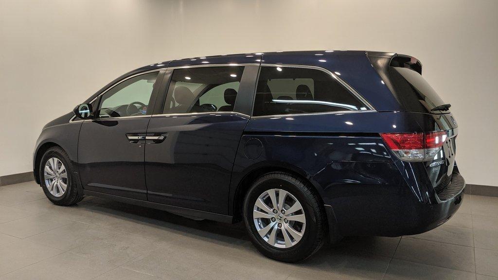 2017 Honda Odyssey EXL Navi in Regina, Saskatchewan - 23 - w1024h768px