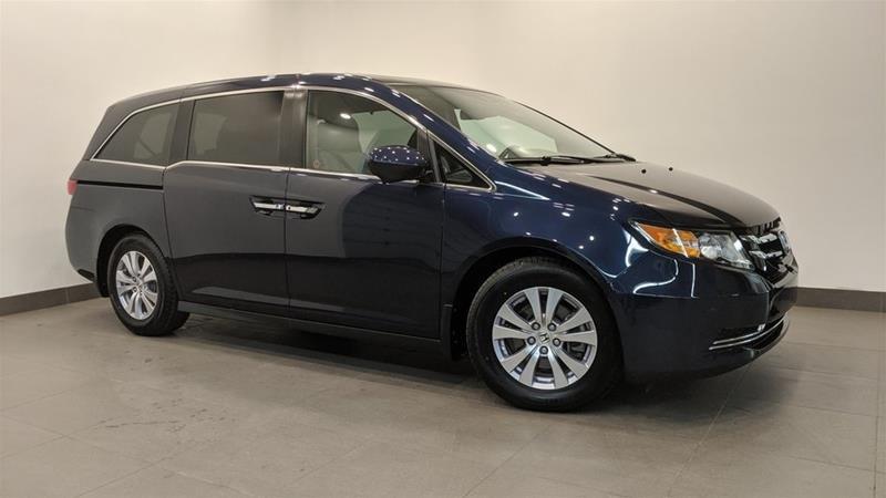 2017 Honda Odyssey EXL Navi in Regina, Saskatchewan - 1 - w1024h768px