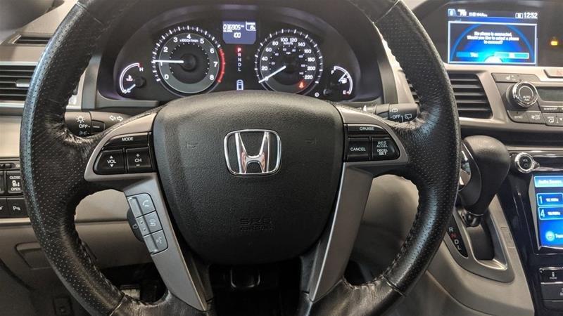 2017 Honda Odyssey EXL Navi in Regina, Saskatchewan - 7 - w1024h768px