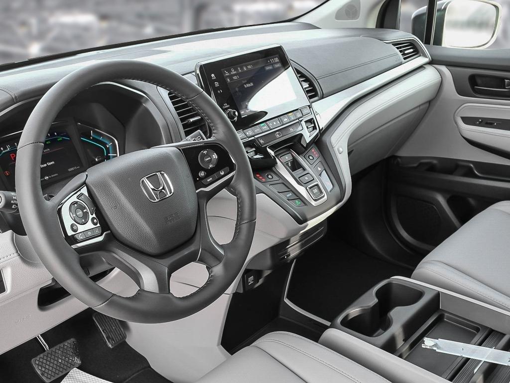 2019 Honda Odyssey EXL Navi in Mississauga, Ontario - 12 - w1024h768px