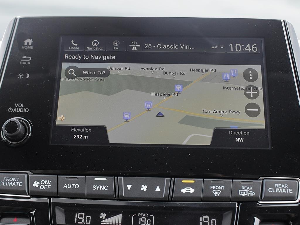 2019 Honda Odyssey Touring in Markham, Ontario - 23 - w1024h768px