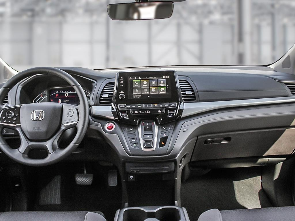 2019 Honda Odyssey EX in Mississauga, Ontario - 21 - w1024h768px