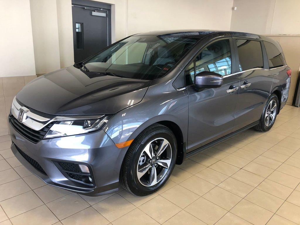 2019 Honda Odyssey EX in Regina, Saskatchewan - 1 - w1024h768px
