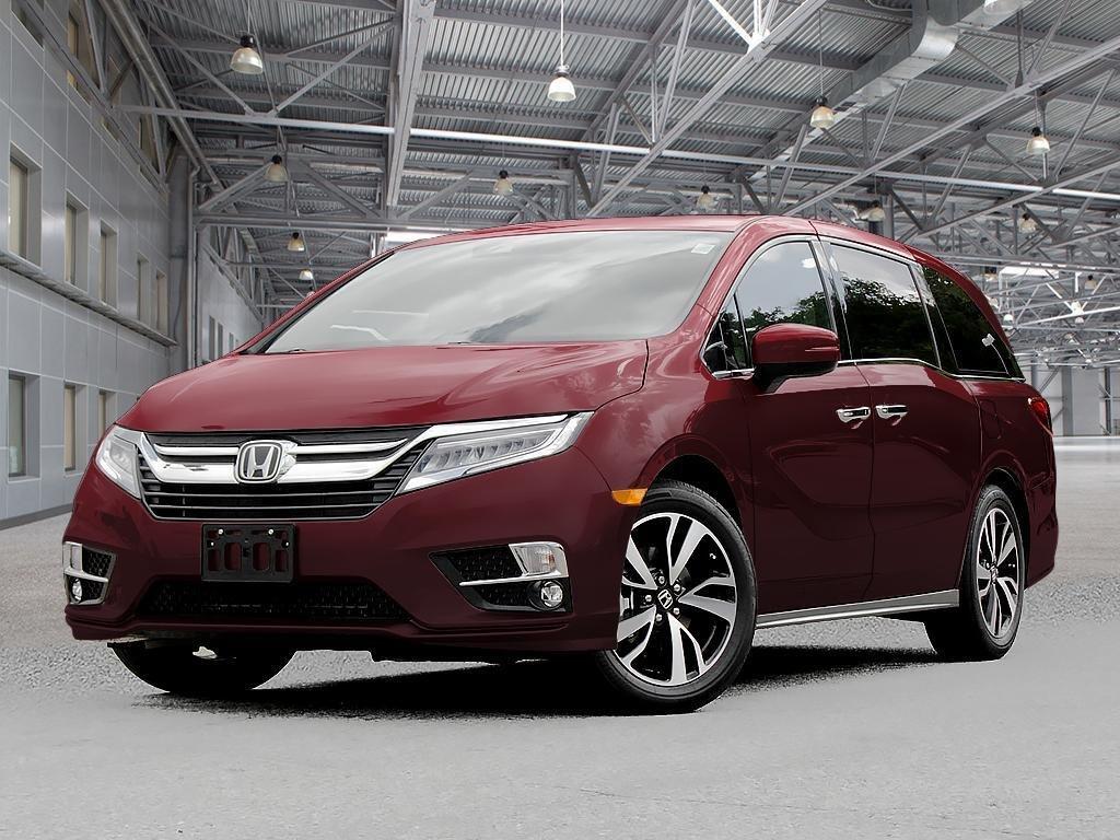 2019 Honda Odyssey Touring in Mississauga, Ontario - 1 - w1024h768px