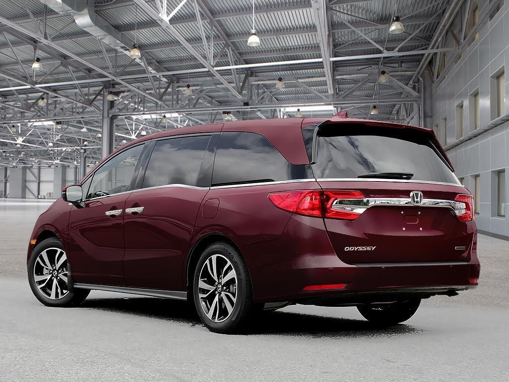 2019 Honda Odyssey Touring in Mississauga, Ontario - 4 - w1024h768px