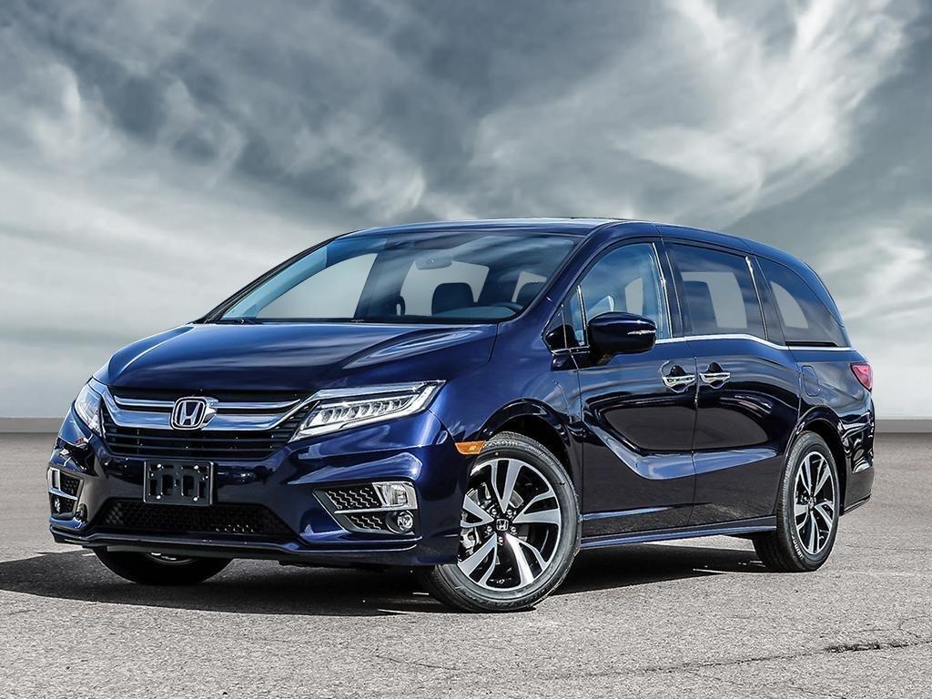 Markham Honda | 2019 Honda Odyssey Touring | #T49542