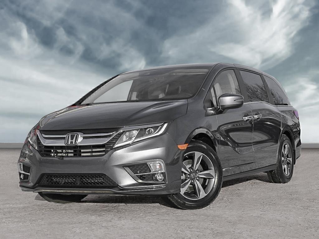 Regina Honda | 2020 Honda Odyssey EX-L RES | #314413