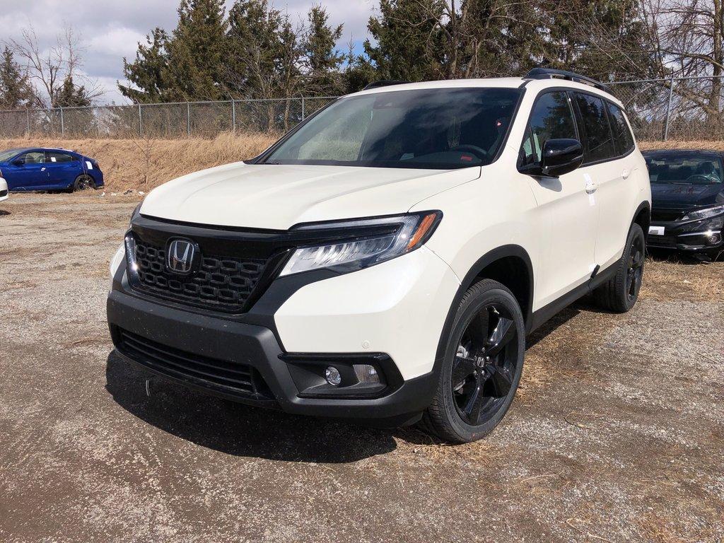 2019 Honda Passport Touring in Markham, Ontario - 1 - w1024h768px