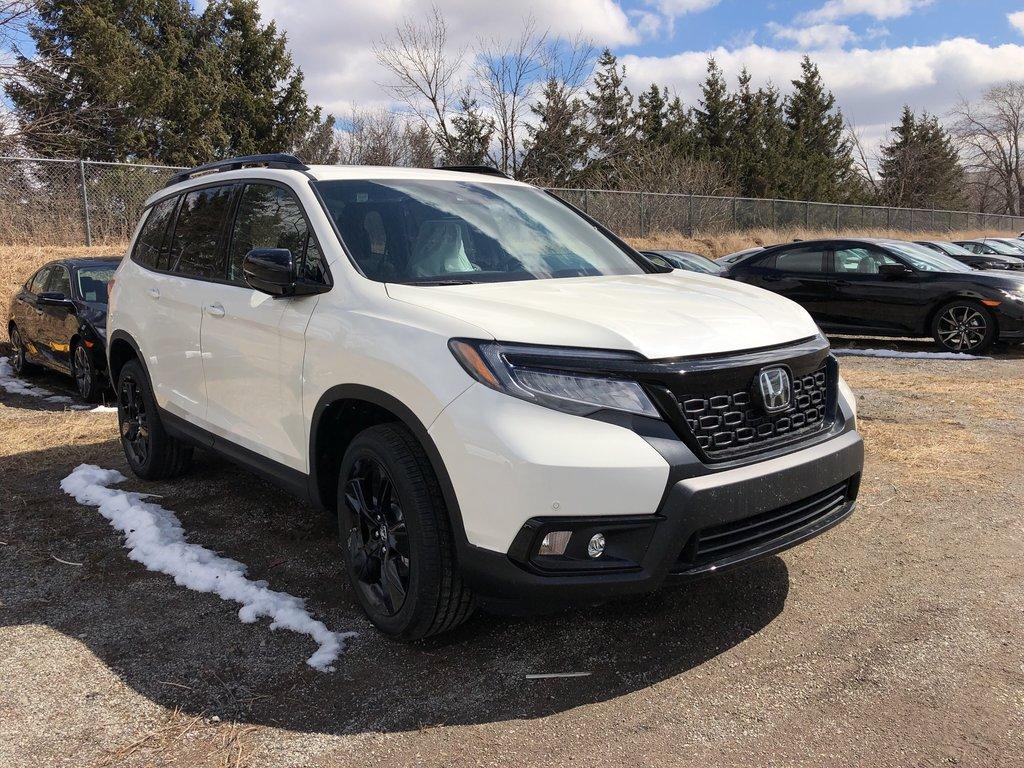 2019 Honda Passport Touring in Markham, Ontario - 3 - w1024h768px