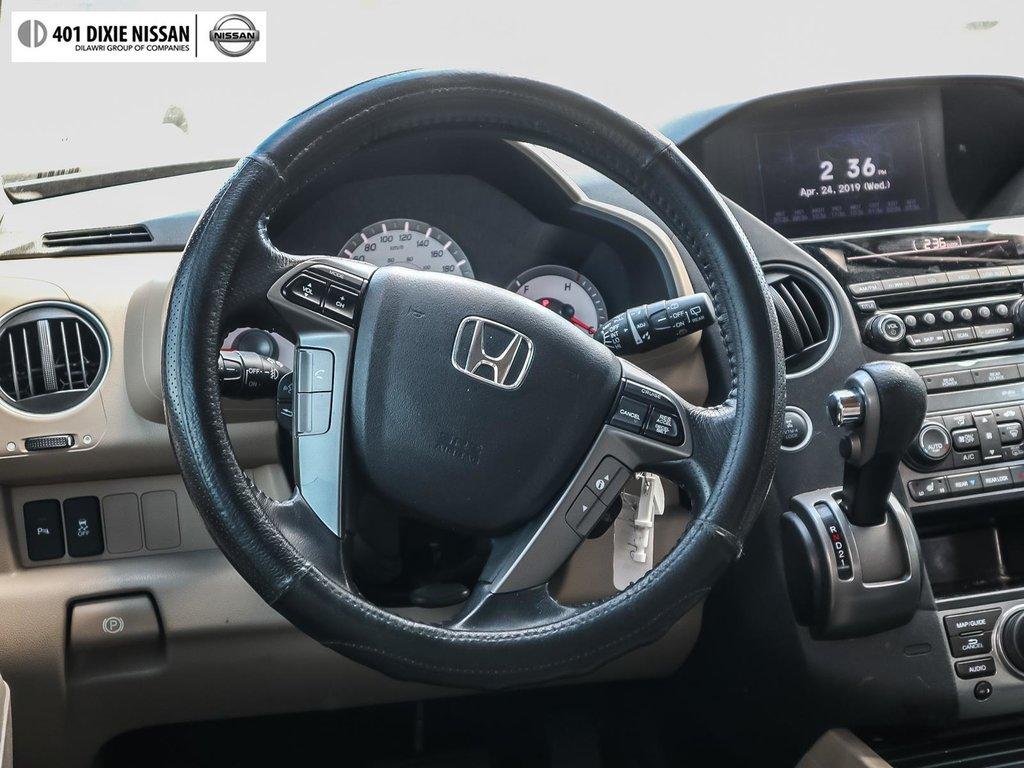 2013 Honda Pilot Touring in Mississauga, Ontario - 11 - w1024h768px
