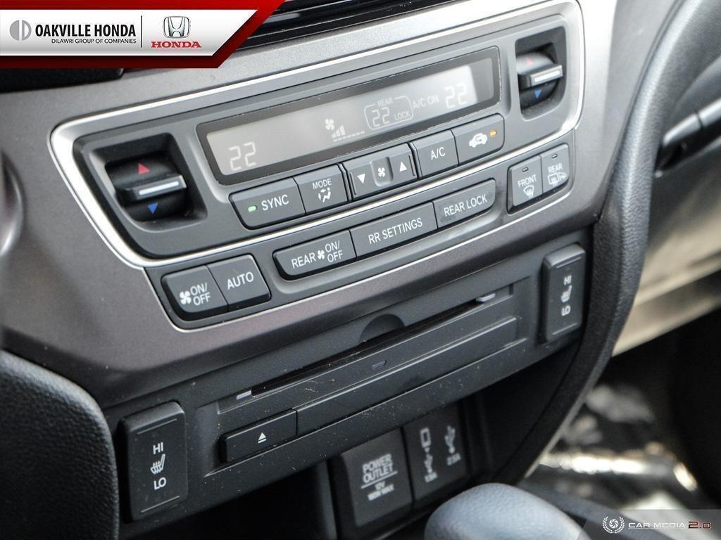 2017 Honda Pilot V6 EXL NAVI 6AT AWD in Oakville, Ontario - 19 - w1024h768px