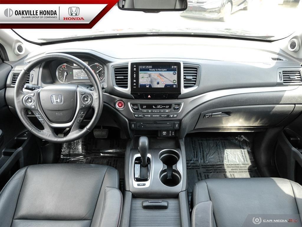 2017 Honda Pilot V6 EXL NAVI 6AT AWD in Oakville, Ontario - 25 - w1024h768px