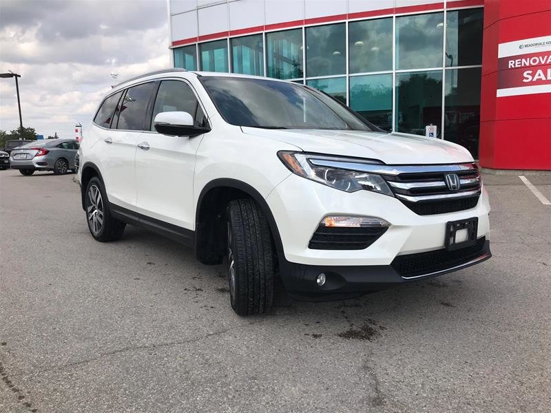 2017 Honda Pilot V6 Touring 9AT AWD in Mississauga, Ontario - 3 - w1024h768px