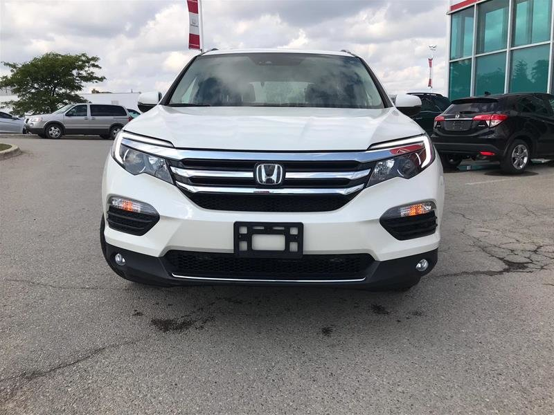 2017 Honda Pilot V6 Touring 9AT AWD in Mississauga, Ontario - 2 - w1024h768px